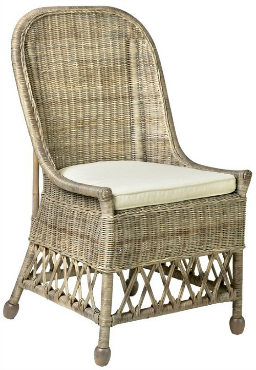 Eastham+Rattan+Side+Chair