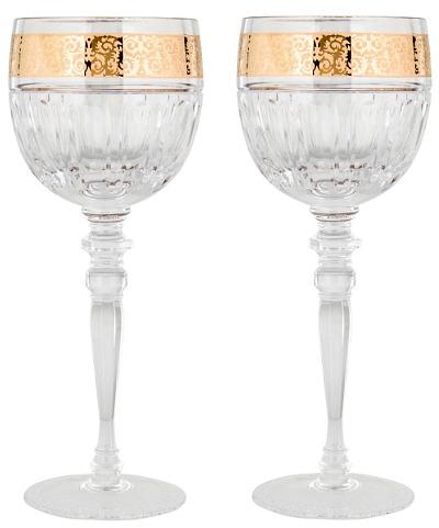 Rosenthal Meets Versace Gala Prestige White Wine Glass