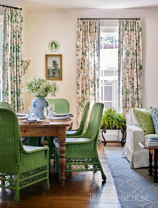 rattan-dining-chair-green
