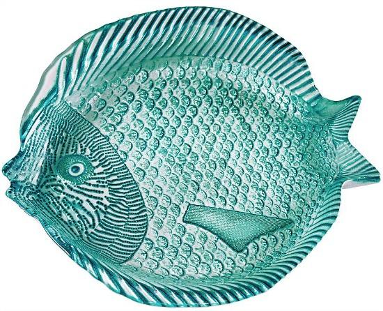 Amalfi+Fish+Serving+Bowl