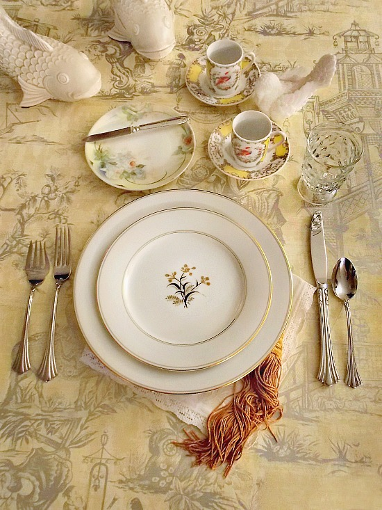 Chinoiserie-tablescape