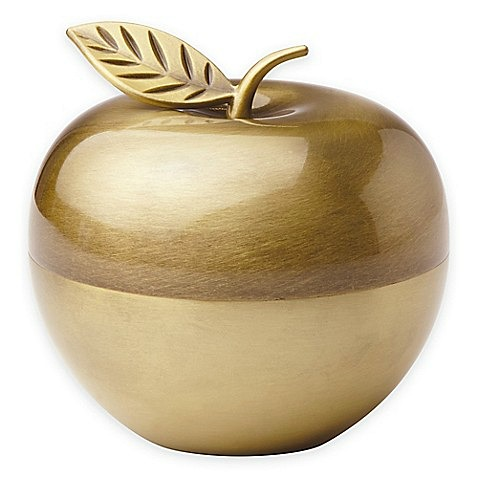 kate spade new york Zadie Drive Apple Lidded Box
