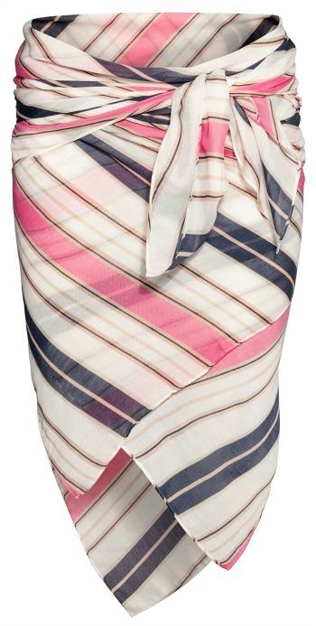 patterned-sarong