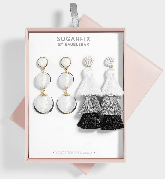 SUGARFIX by BaubleBar Statement Earring Gift Set