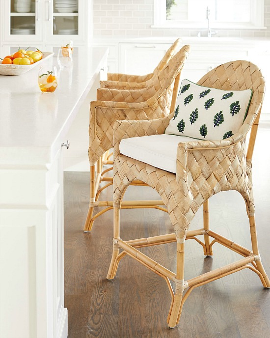 Oceanview Counter Stool
