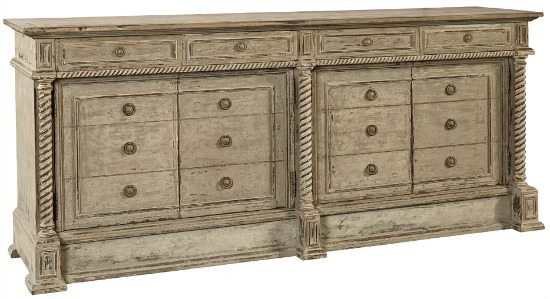 double-sideboard