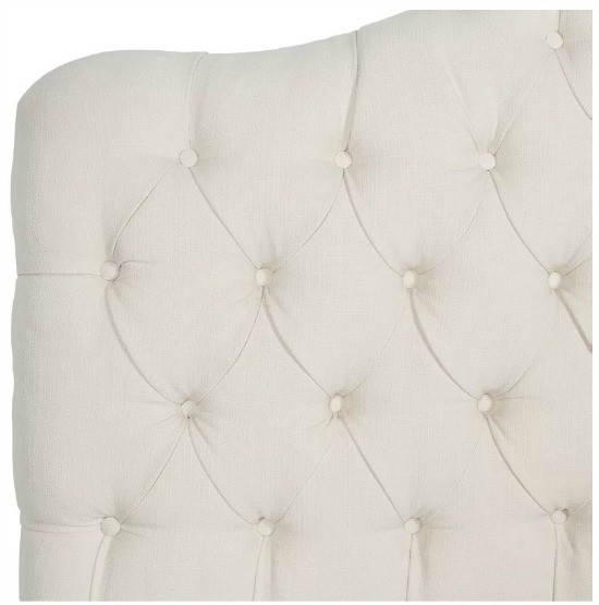 Genevra Upholstered Panel Headboard