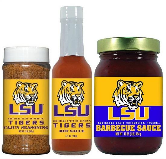 LSU-sauces