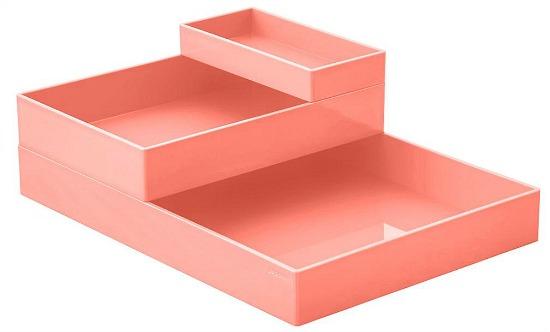 Poppin Accessory Trays