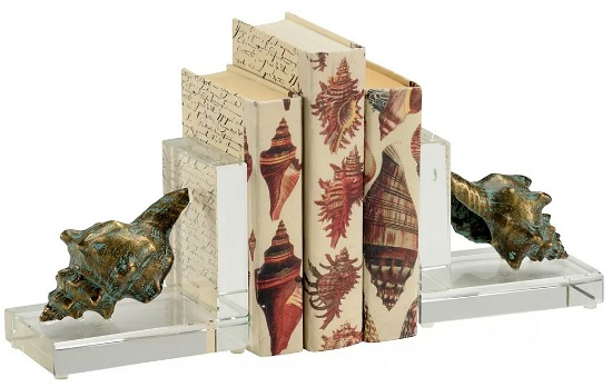 bookends-shells