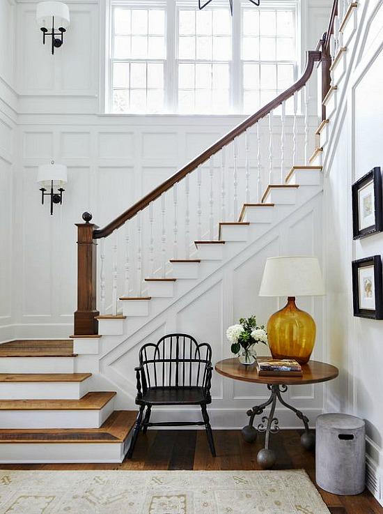 foyer-T.S. Adams Studio, Architects