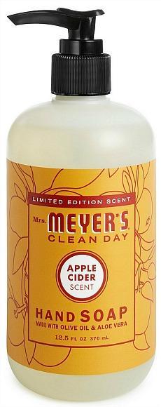Mrs. Meyer's® Apple Cider Hand Soap
