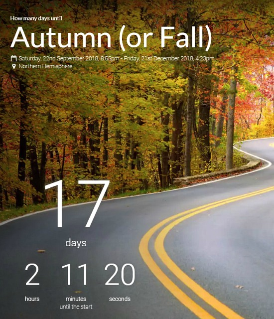 associate autumn