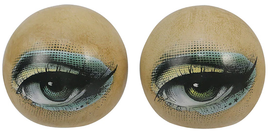 Assorted Eyeball Tabletop Accent by Ashland