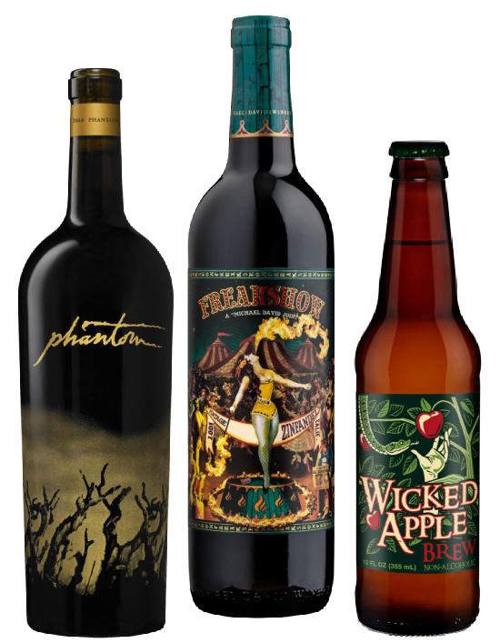 Halloween-inspired-wines-beer-ales