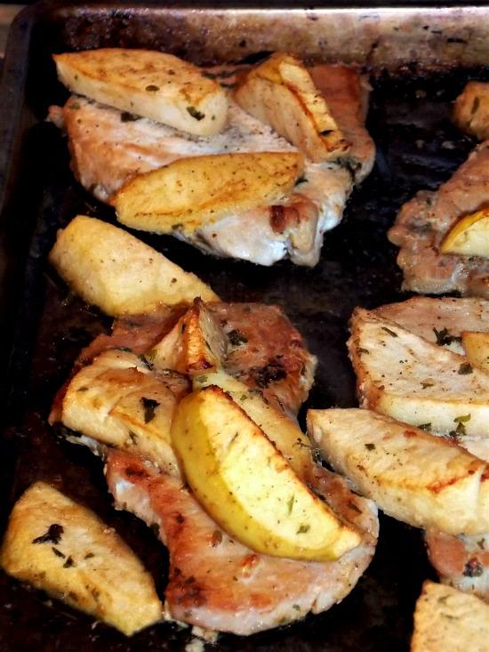 baked-pork-chops-baking-pan