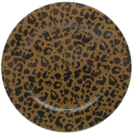 leopard-print-charger-plate
