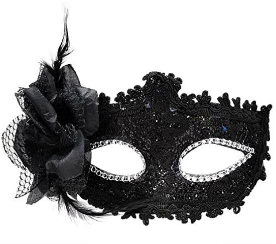 masquerade-black-mask