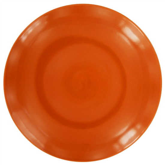 orange-dinner-plate