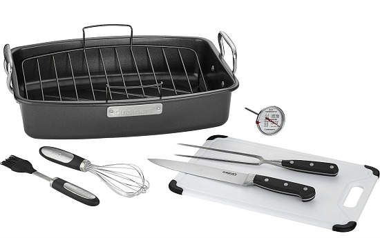 Cuisinart 8 piece roasting set