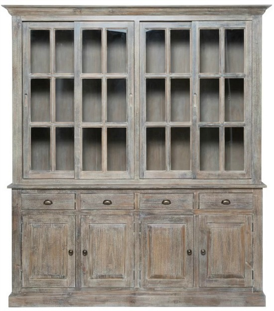 Maryanne 8 Door Accent Cabinet