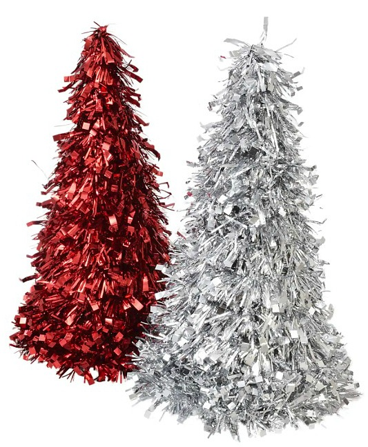 tinsel-tree