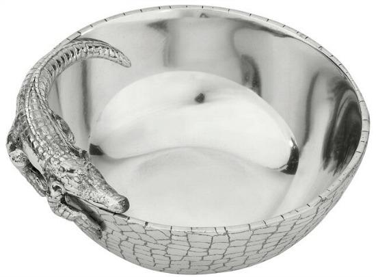Alligator Salad Bowl