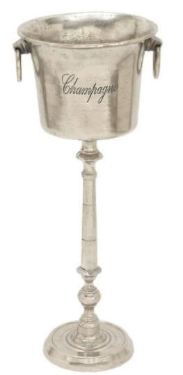 Aluminum Stand-alone Wine Cooler