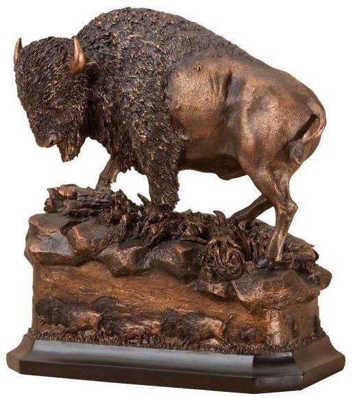 American Icon Buffalo Sculpture