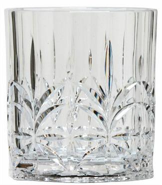 Banda 14 oz. Acrylic Whiskey Glass (Set of 4)