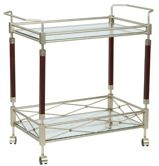 Brianna Altitude Bar Cart