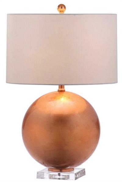 Bundella Copper Table Lamp