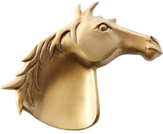 Caballero horse spoon rest