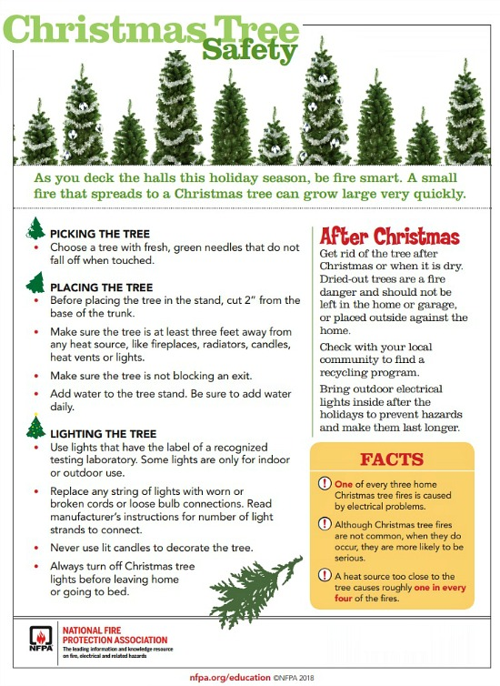 Holiday Decorating Safety Tips