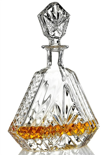 Dublin Triangle Decanter