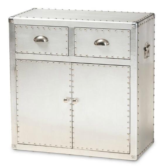 Gemmill 2 Door Accent Cabinet