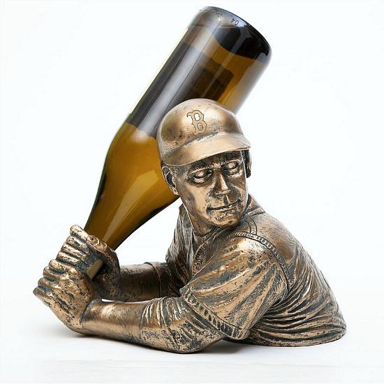 MLB+Bam+Vino+1+Bottle+Tabletop+Wine+Bottle+Rack