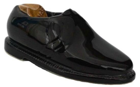Mid Century Ceramic Shoe Ashtray