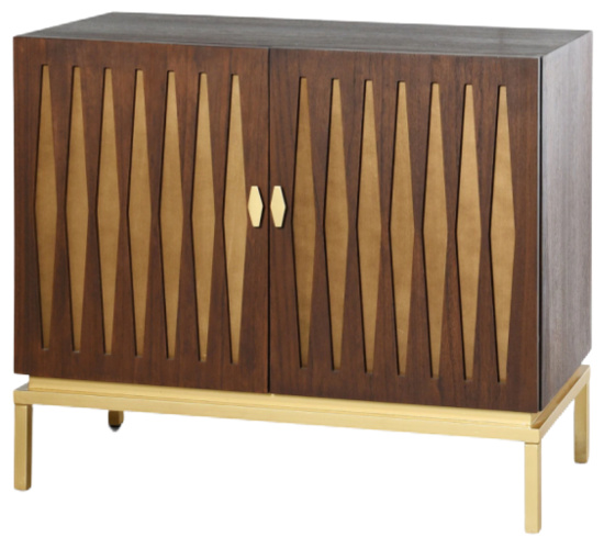 Ryker-Chestnut-Brown-Stain-and-Pale-Satin-Gold-Panels-Two-Door-Cabinet