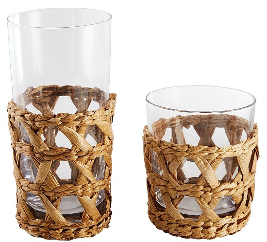 Sea Grass Sleeve Tumblers