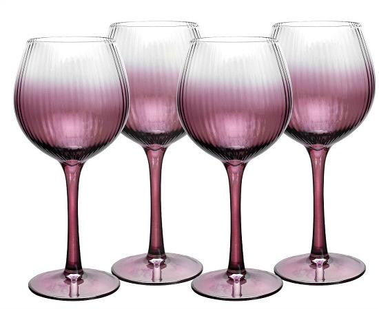 Spode Kinglsey Wine Glass-Set of 4