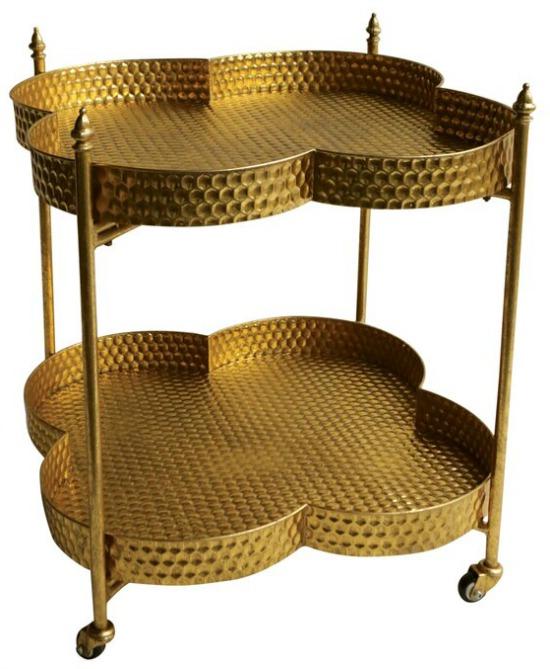 Whetzel Bar Cart
