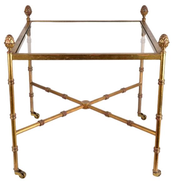 acorn-finial-glass-top-cart-on-wheels (1)