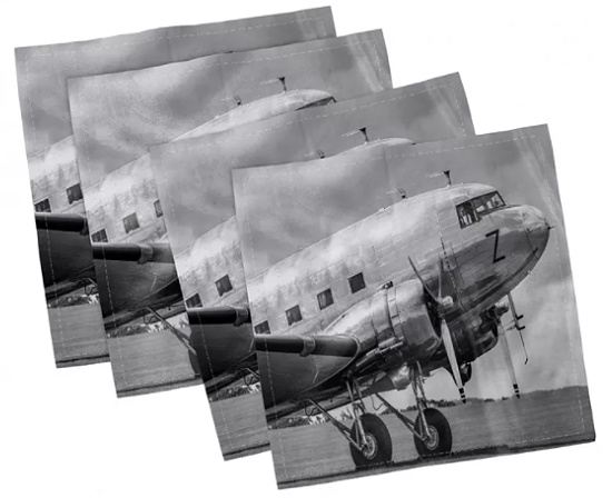 airplane-napkins