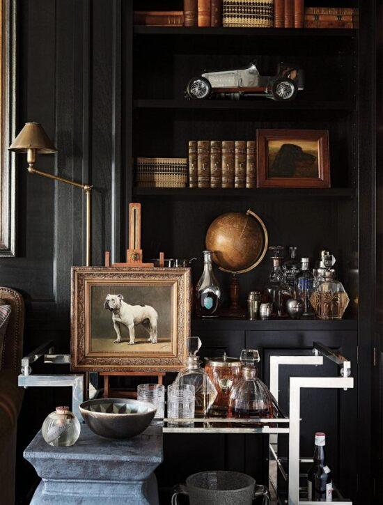 bar-cart-towhouse-interiors-Hubert-Zandberg