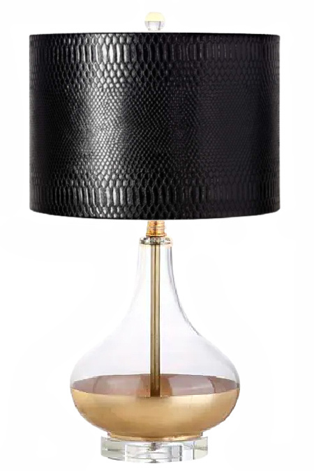 crystal-gold-dipped-table-lamp-black-shade