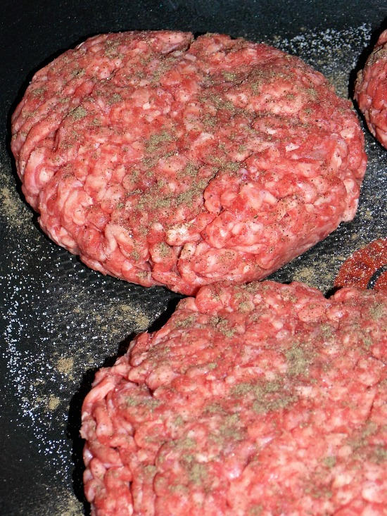 hamburger-patties