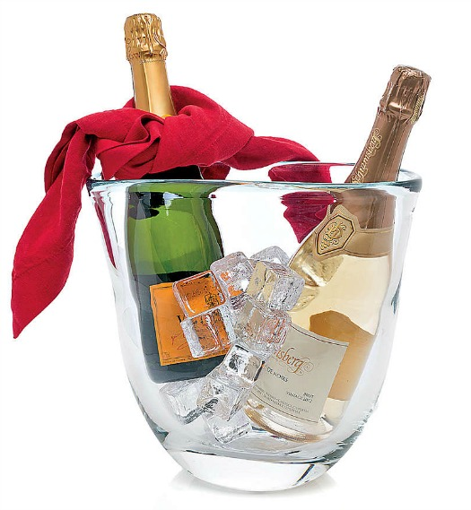 Hudson Grace Double Champagne Bucket
