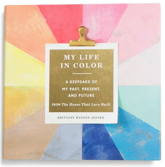 My Life In Color Guided Activity Book