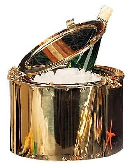 porthole ice bucket